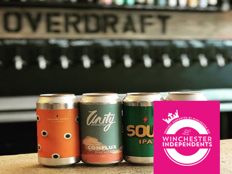 Overdraft Craft Ale Bar